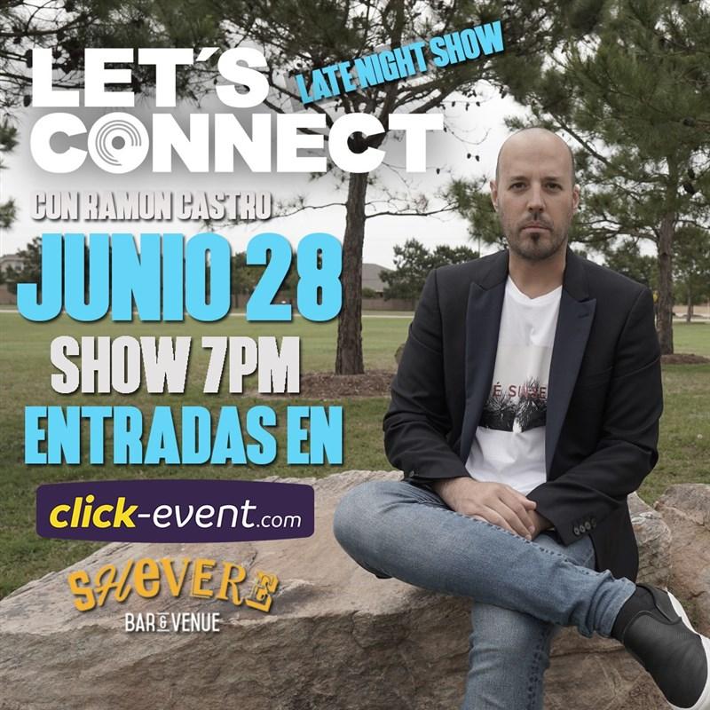 Let's Connect with Ramon Castro - Houston Tx