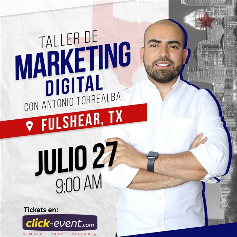 Taller de Marketing Digital - Antonio Torrealba