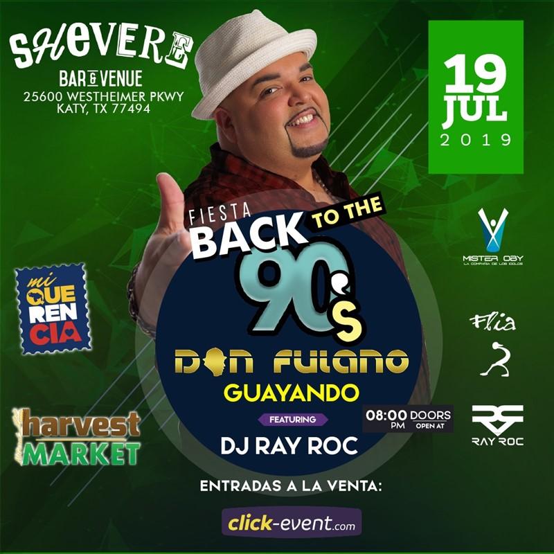 Don Fulano Back To The 90's - Katy