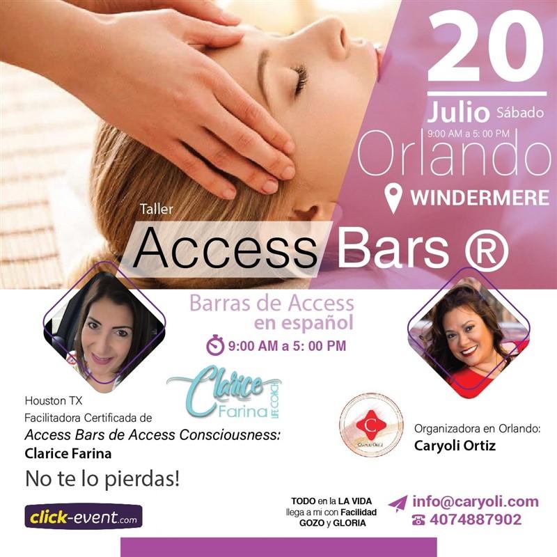 Get Information and buy tickets to Certificacion Internacional de Barras de Access Reg 1ra $350 - 2da $175 - 3ra $175 on www.click-event.com