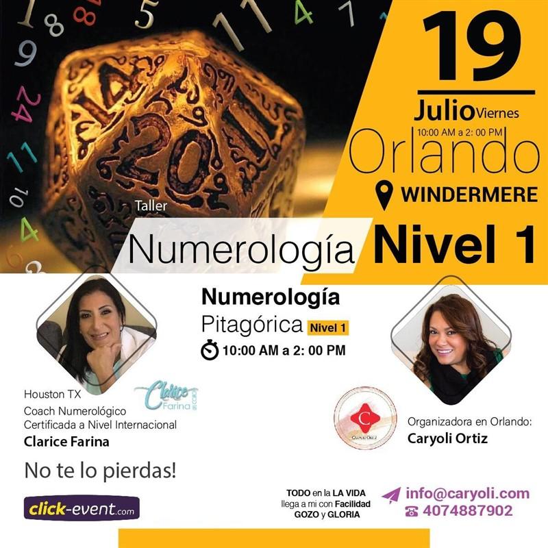 Numerologia Nivel 1
