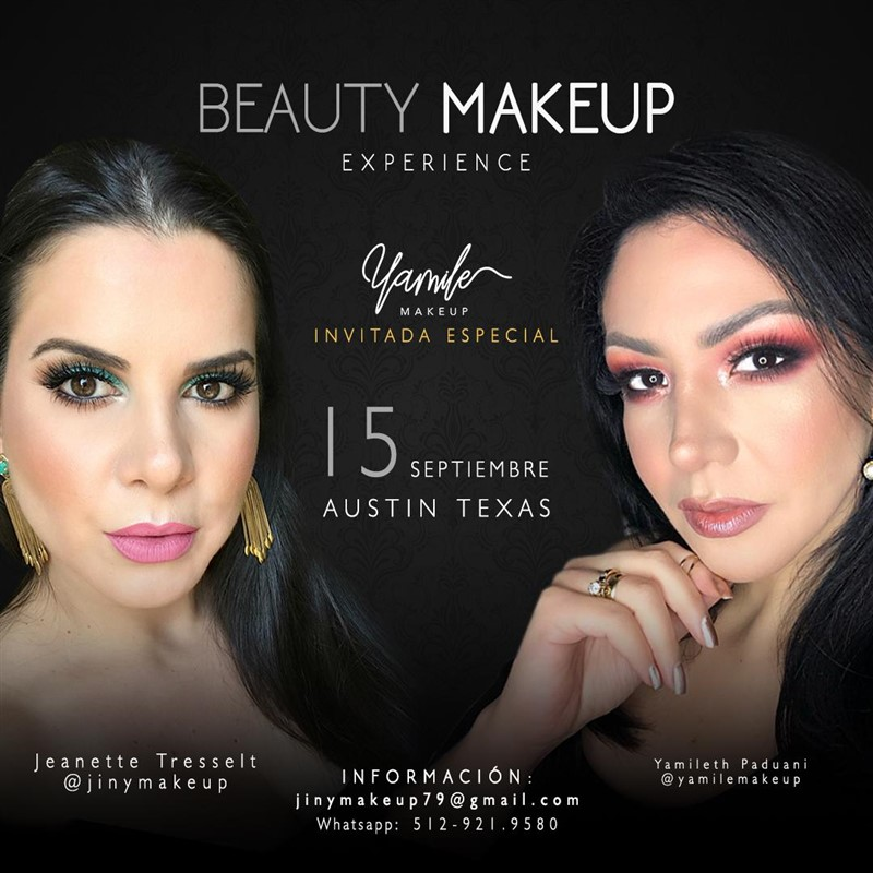 Get Information and buy tickets to Beauty Makeup Experience - Austin Reg $150 on www.click-event.com