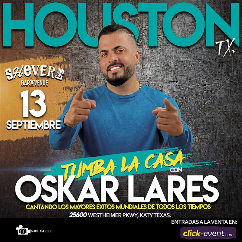 Get Information and buy tickets to Tumba la Casa con Oskar Lares Reg $20 on www.click-event.com
