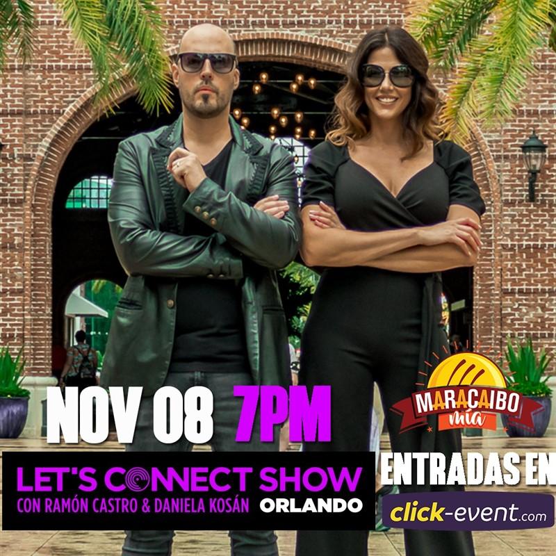 Let's Connect Show con Ramon Castro y Daniela Kosan