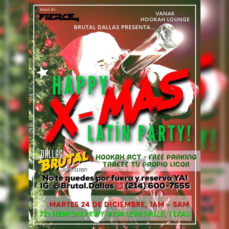 Get Information and buy tickets to Happy X-Mas / Fiesta de noche buena Reg $  - Vip $15 on www.click-event.com