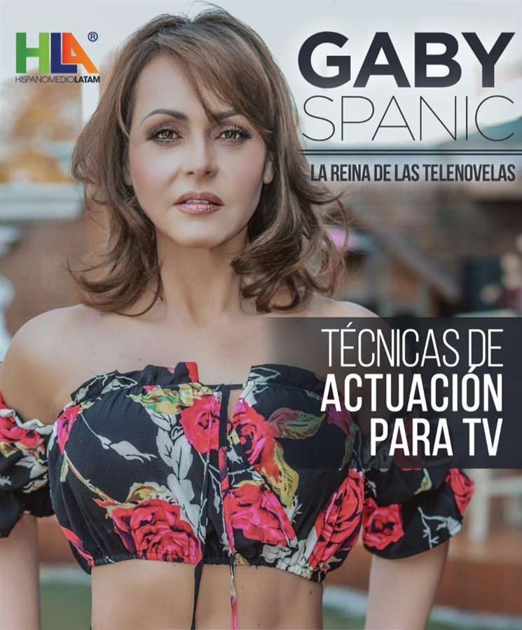 Get Information and buy tickets to Técnicas Básicas de Actuación - Gaby Spanic - VIA ZOOM Reg $30 on www.click-event.com
