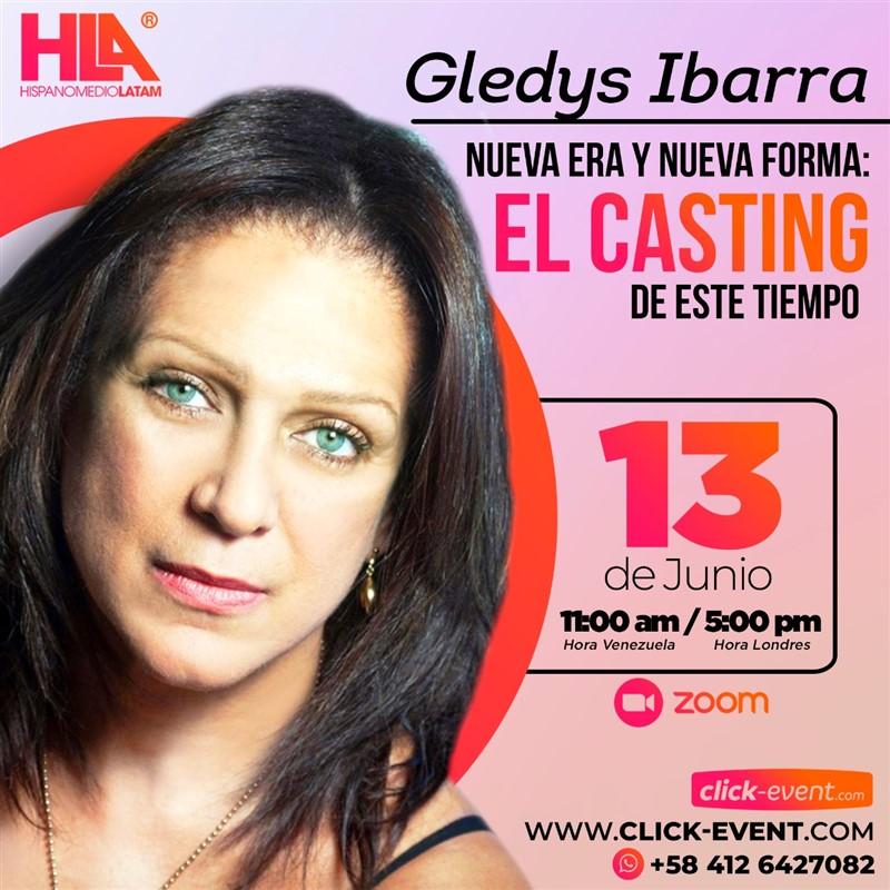 Get Information and buy tickets to El Castin de este tiempo - Gledys Ibarra - Via ZOOM Reg $30 on www.click-event.com