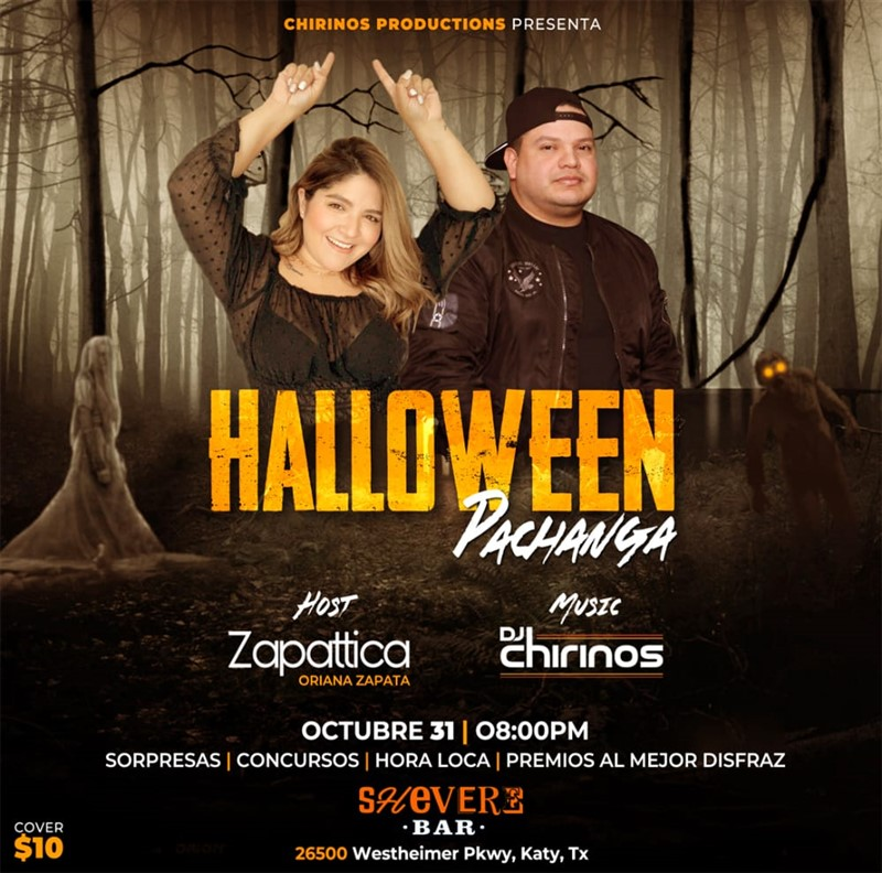 Get Information and buy tickets to HALLOWEEN PACHANGA Reg $10 on www.click-event.com