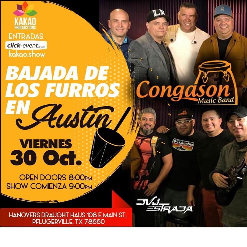Get Information and buy tickets to Bajada de los furros en Austin Reg $27 Preventa limitada on www.click-event.com