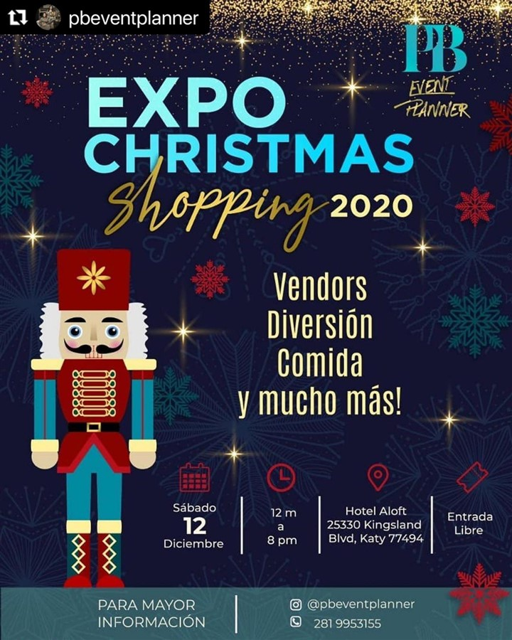 Get Information and buy tickets to Expo Christmas - Shopping Free Admission on www.click-event.com