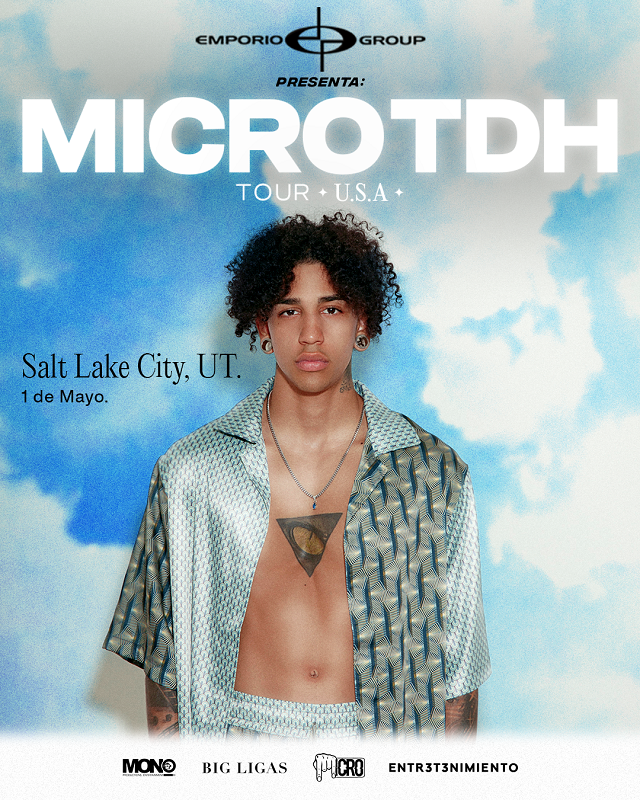 Get Information and buy tickets to MICROTDH - Salt Lake City UT General $48 - Vip $68 - Preventa Limitada on www.click-event.com
