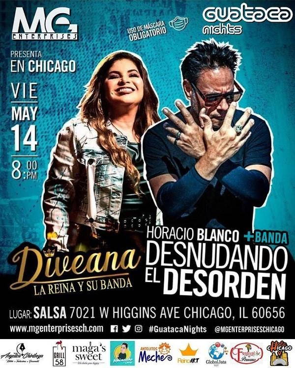 Obtener información y comprar entradas para Diveana - Horacio Blanco  en www.click-event.com.