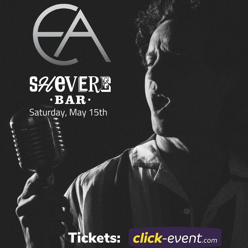 Obtener información y comprar entradas para EA en Concierto Reg $20 - VIp $30 en www.click-event.com.