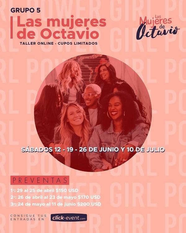 Las mujeres de Octavio - Grupo 5