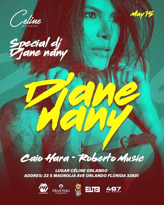 Get Information and buy tickets to DJ Ane Nany Reg $15 on www.click-event.com