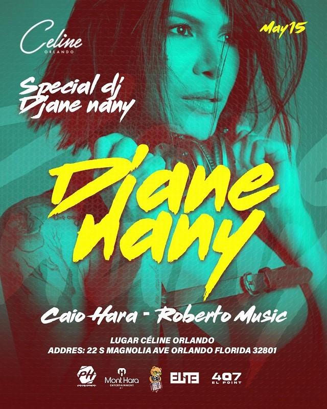 Obtener información y comprar entradas para DJ Ane Nany Reg $15 en www.click-event.com.