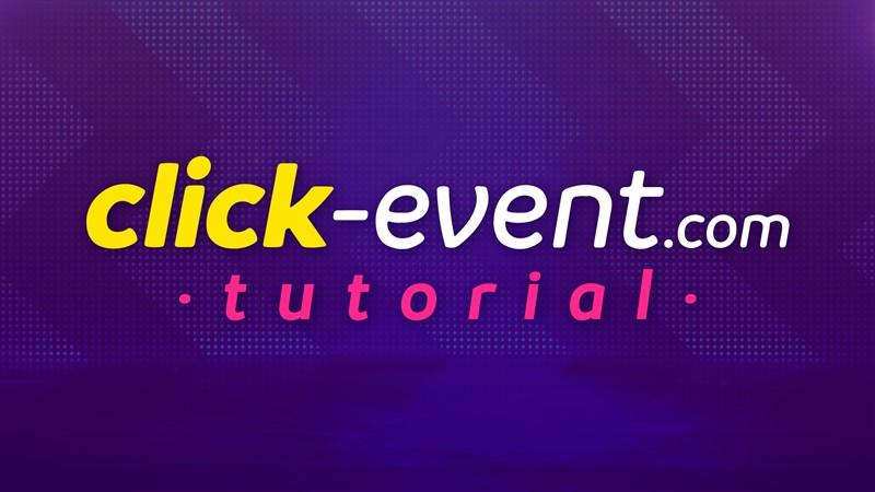 Click Event - Tutorial