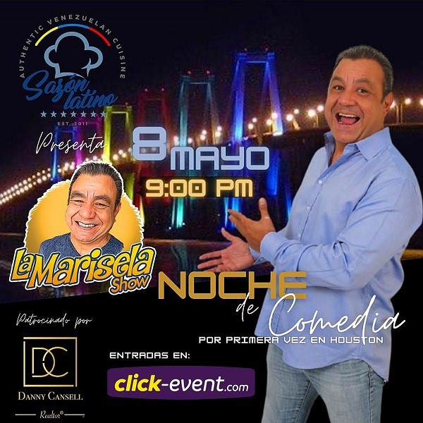 Get Information and buy tickets to La Marisela General $35 on www.click-event.com