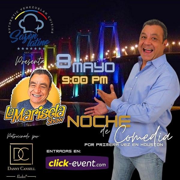 Obtener información y comprar entradas para La Marisela General $35 en www.click-event.com.