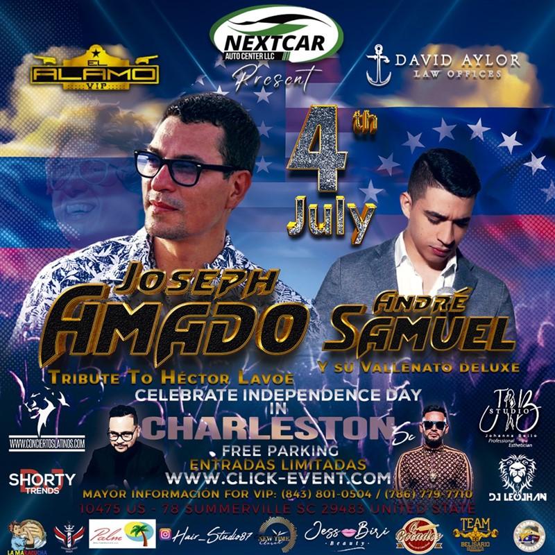 Get Information and buy tickets to Tributo a Hector Lavoe - Josep Amado y Vallenato Delux Andre Salmuel  on www.click-event.com