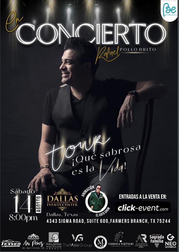 Rafael Pollo Brito - Dallas TX