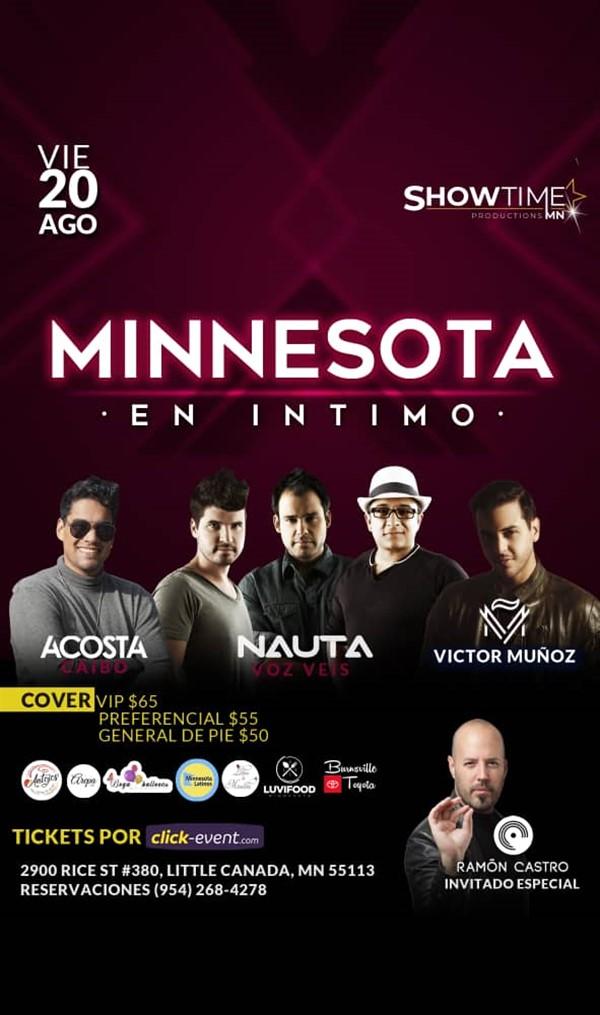 Dimelo Intimo - Beet Acosta, Nauta, Victor Muñoz - Mineapolis NM