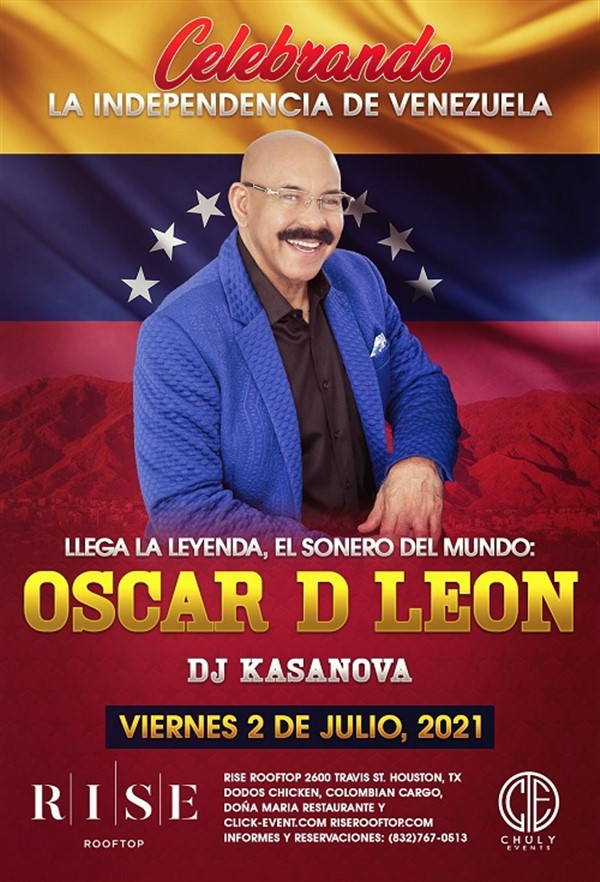 Get Information and buy tickets to Oscar D