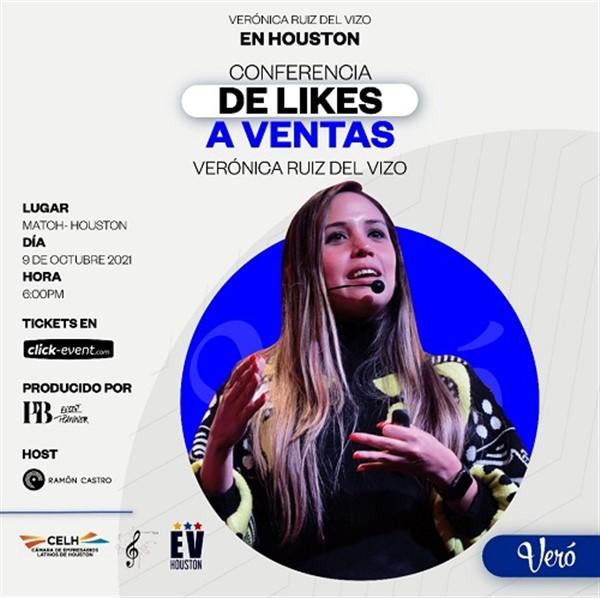 Verónica Ruiz Del Vizo - Houston TX