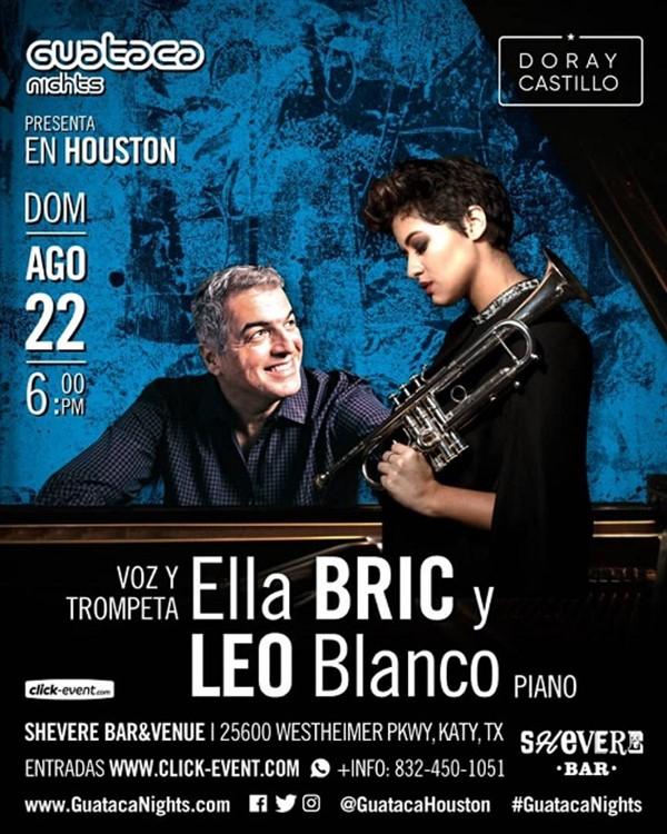 Ella Bric y Leo Blanco - Houston TX