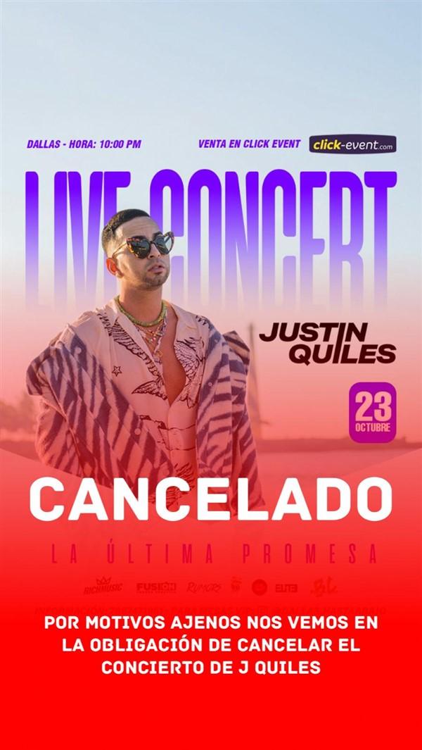 Justin Quiles - Dallas TX
