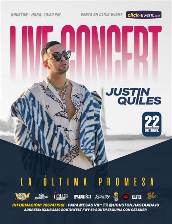 Justin Quiles - Houston TX