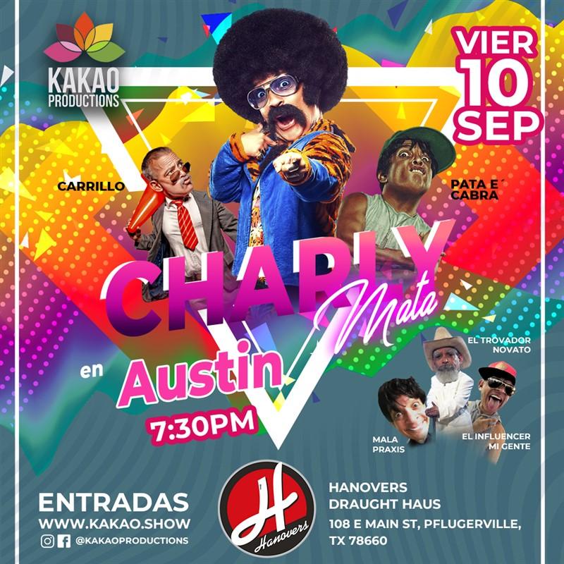 ¿Y La VISA pa' Cuando? - Charly Mata - Austin TX