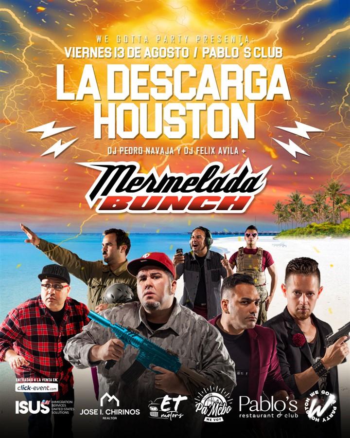 We Gotta Party - La Descarga Houston - Katy TX