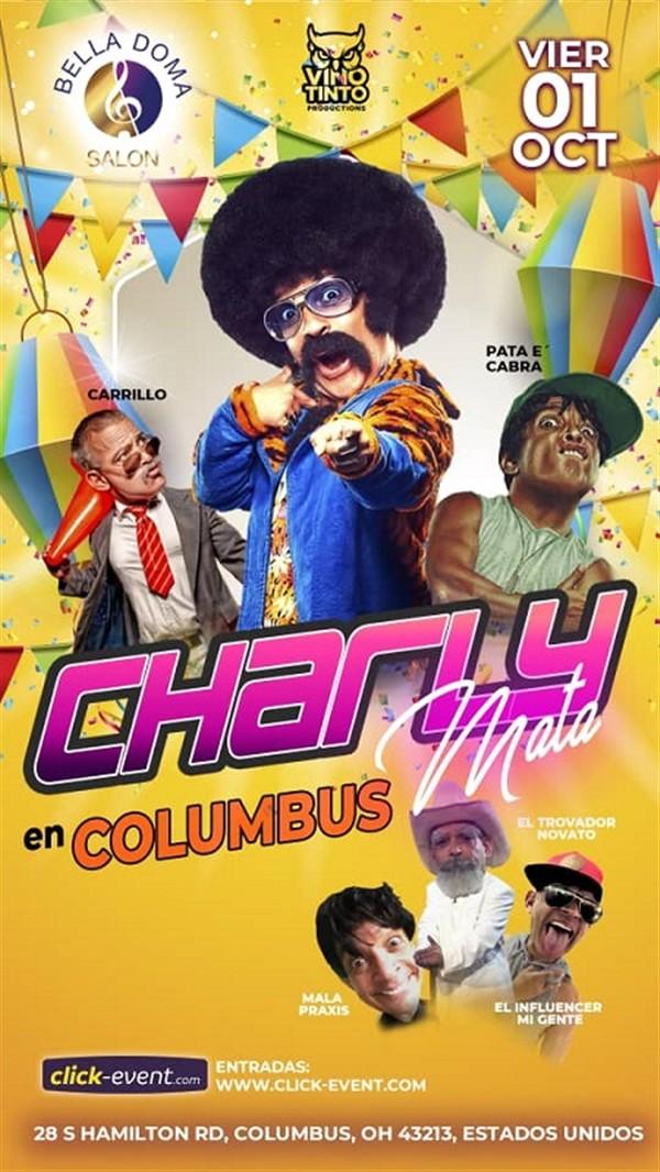 ¿Y La VISA pa' Cuando? - Charly Mata - Columbus OH