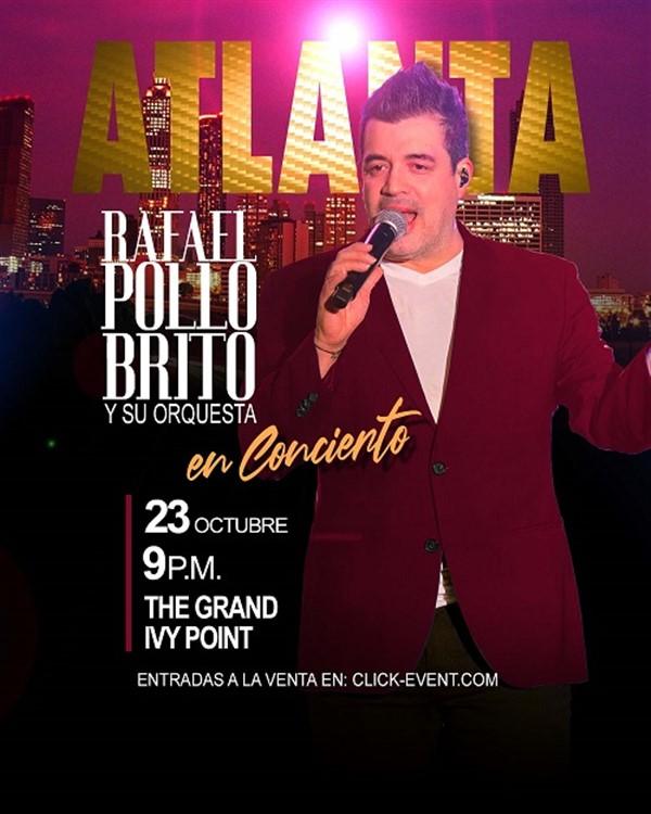 Rafael Pollo Brito en concierto - Atlanta GA