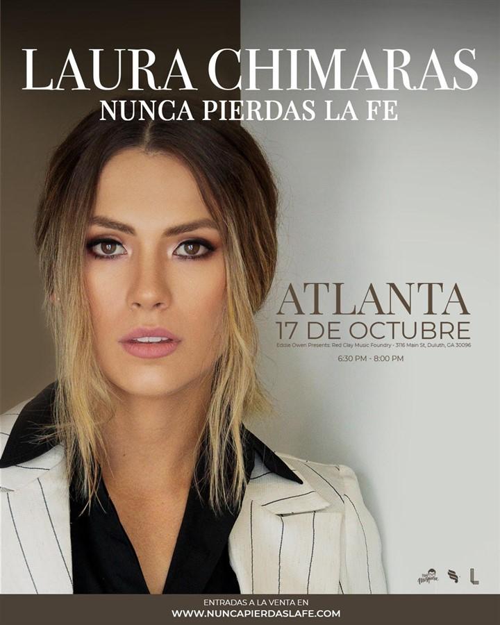 Nunca pierdas la FE - Laura Chimaras - Atlanta GA