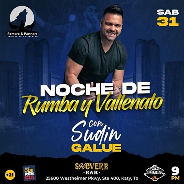 Get Information and buy tickets to Noche de Rumba y Vallenato - Katy TX  on www.click-event.com