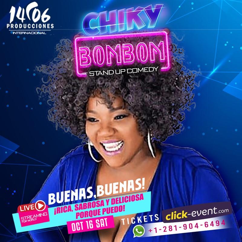 Chiky Bombom - On-line Live