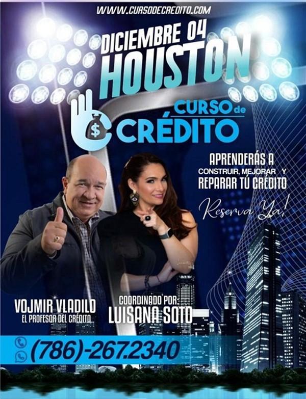 Curso de Crédito - Houston TX