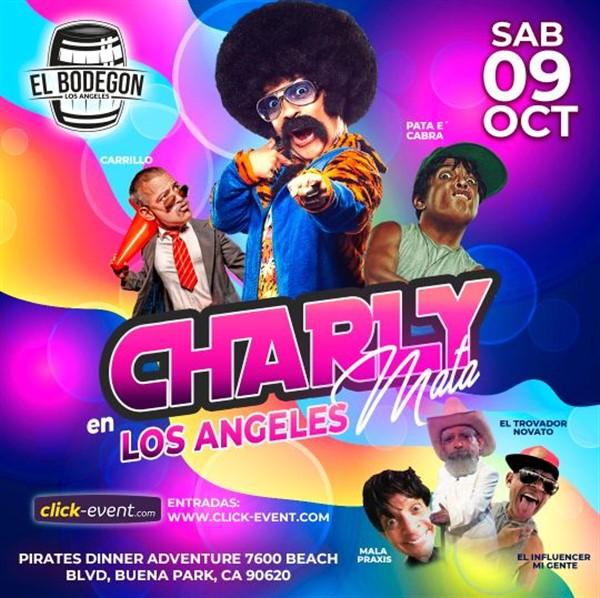 Charly Mata en Los Angeles CA
