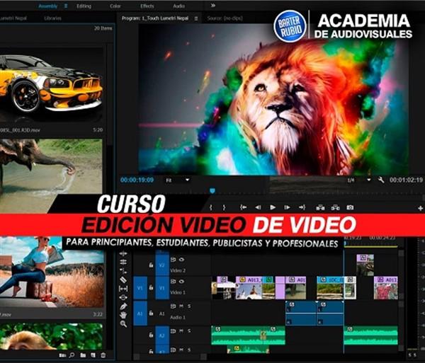 Curso Profesional de Edición de Video