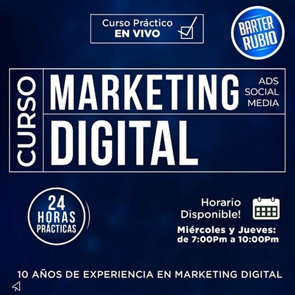 Curso Profesional de Marketing Digital