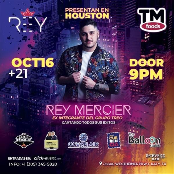 Rey Mercier/De Nuevo Tour