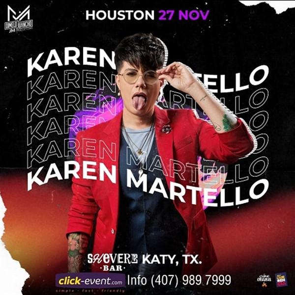 Karen Martello - Katy TX