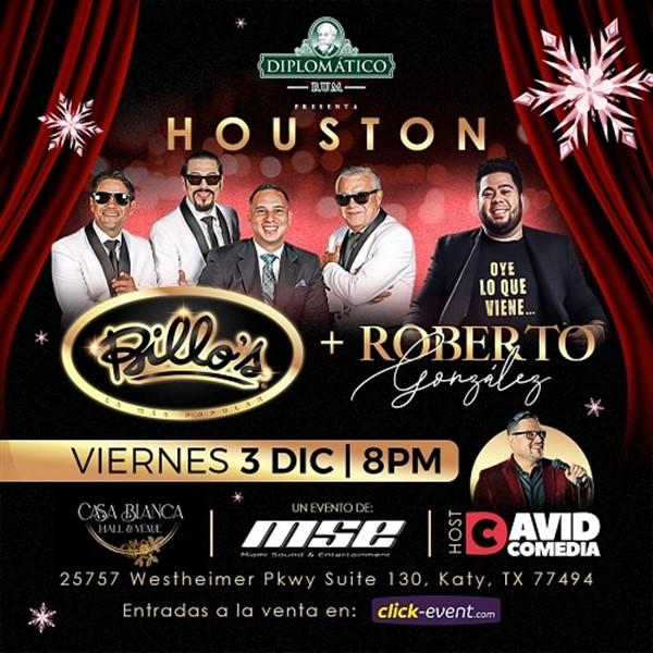 Billo`s & Roberto González - Houston TX