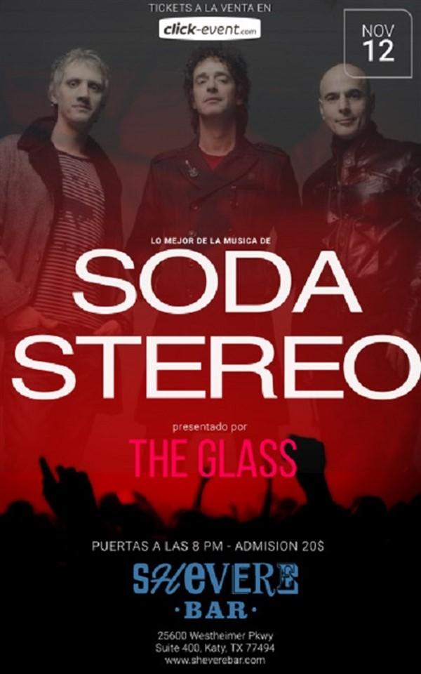 Lo mejor de la música de Soda Stereo - Katy TX
