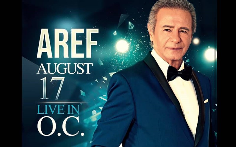 Get Information and buy tickets to Aref عارف on 08 Tickets