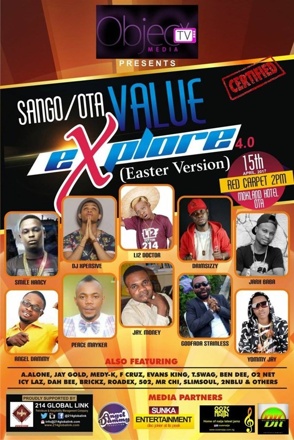 Get Information and buy tickets to Value Explore 4.0 Value Explore on Dejimanaire King Entertainment