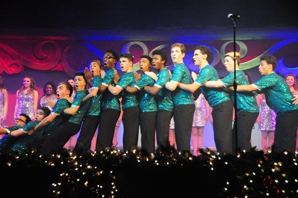 Get Information and buy tickets to HOLIDAY SPECTACULAR!  on Carolina Forest High School Performing Arts