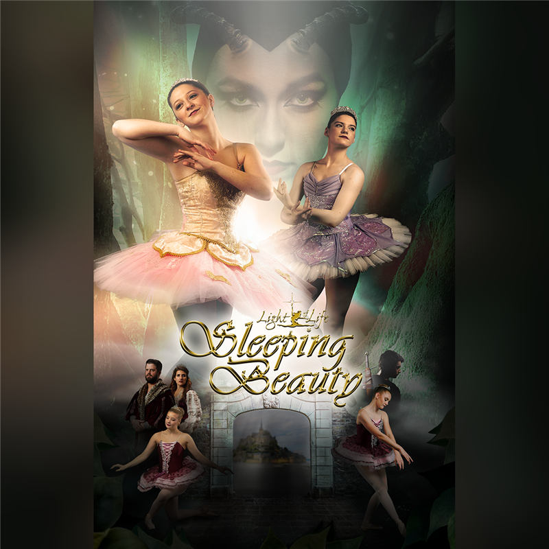 Get Information and buy tickets to Sleeping Beauty - 3/23 Saturday, March 23 3:00pm on Light of Life Performing Arts